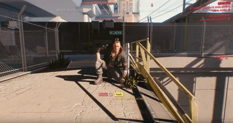 cyberpunk 2077 gameplay demo 12