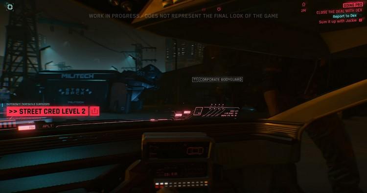 cyberpunk 2077 gameplay demo 13