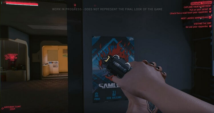 cyberpunk 2077 gameplay demo 14