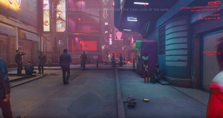 cyberpunk 2077 gameplay demo 6