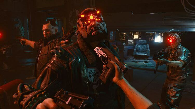 cyberpunk 2077 gameplay demo 7