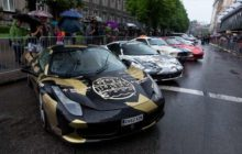 The World's Craziest Car Festival: Gumball 3000 Rally 2018!