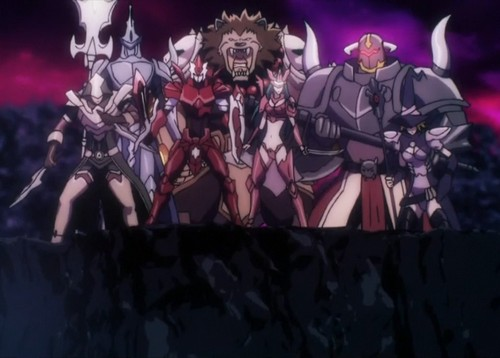 how powerful is ainz ooal gown 1
