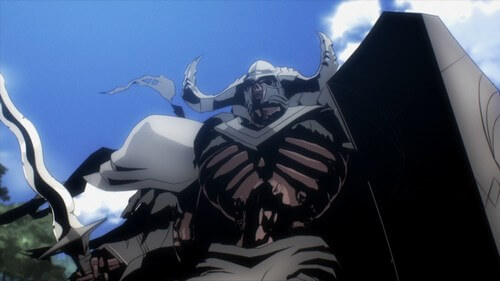 how powerful is ainz ooal gown 9