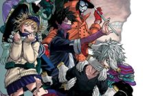 Get to know My Hero Academia Villains: The League of Villains!