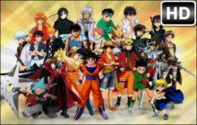 Anime Boys HD Wallpaper New Tab Themes