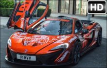 Gumball 3000 HD Wallpaper Sports Cars New Tab