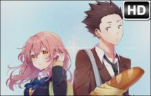 A Silent Voice Anime HD Wallpaper New Tab