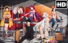 Monogatari Anime HD Wallpaper New Tab Themes