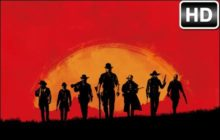 Red Dead Redemption 2 HD Wallpaper New Tab