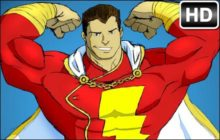 DC Comics Shazam HD Wallpapers New Tab Themes