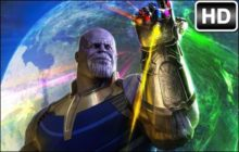 Marvel Thanos HD Wallpapers New Tab Themes
