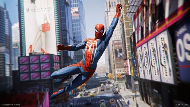 marvel spider man ps4 3
