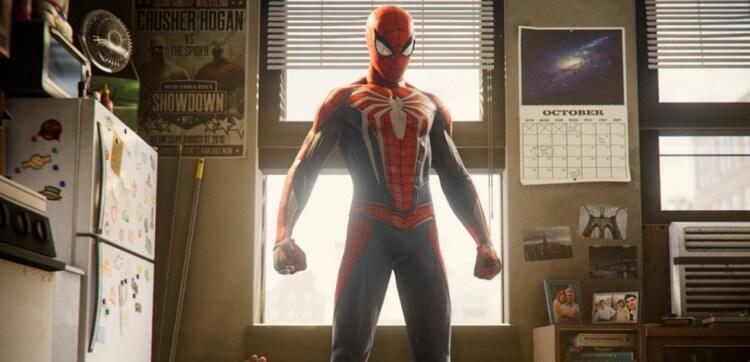 marvel spider man ps4 4