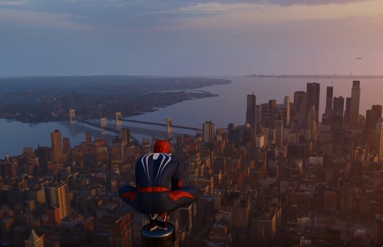 marvel spider man ps4 5