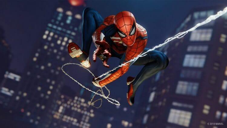 marvel spider man ps4 8