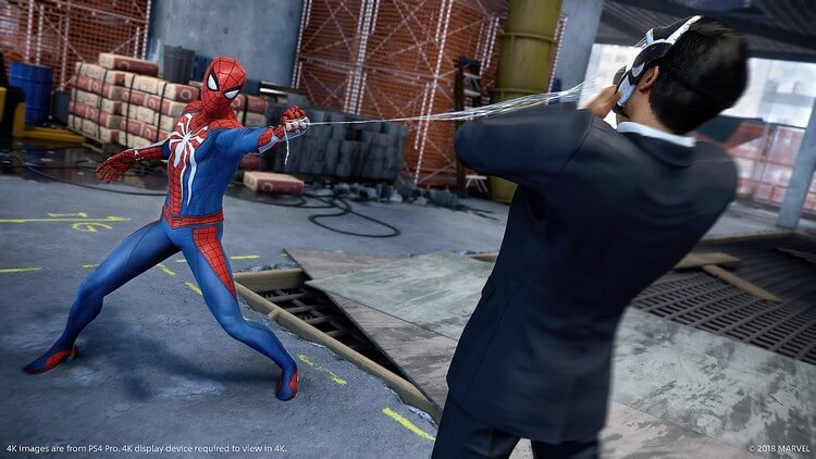marvel spider man ps4 9