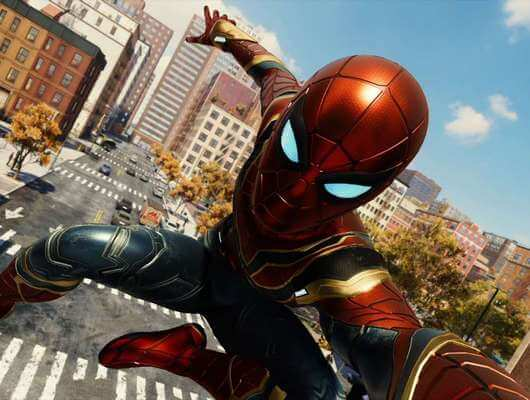 Wanna Look Cool? Here's Guide to Marvel Spider Man PS4 All