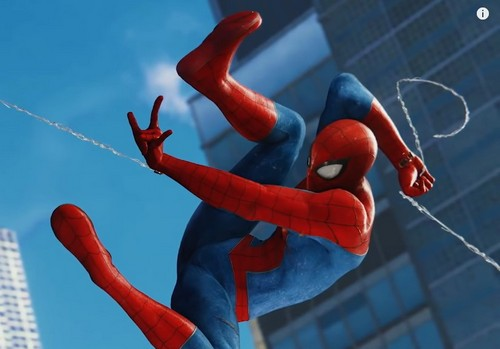 marvel spider man ps4 all suits 1.1