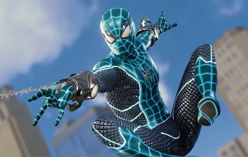 marvel spider man ps4 all suits 12