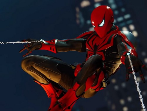 marvel spider man ps4 all suits 14