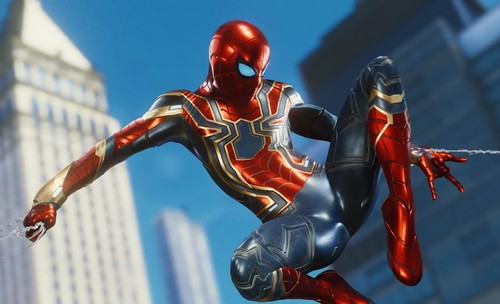 marvel spider man ps4 all suits 16