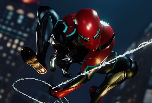 marvel spider man ps4 all suits 17