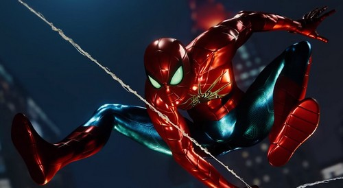 marvel spider man ps4 all suits 18