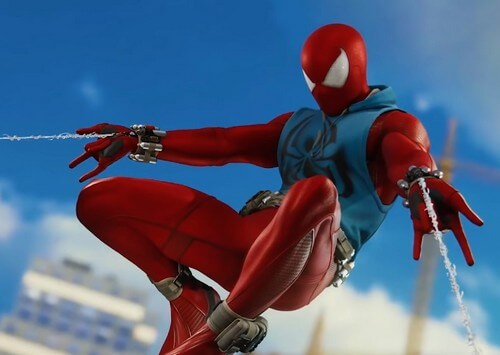 marvel spider man ps4 all suits 4