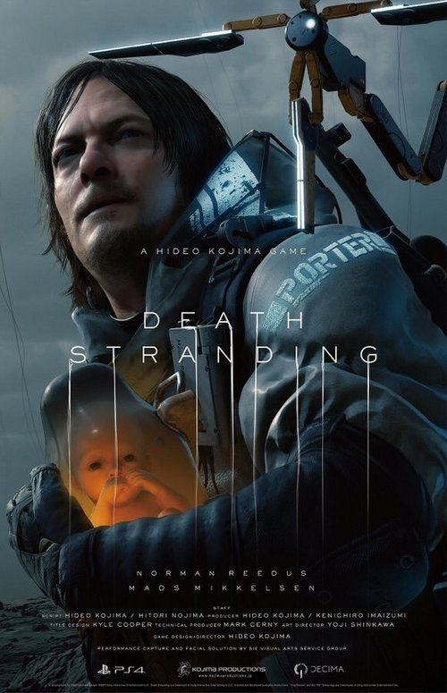what do we know about death stranding 1