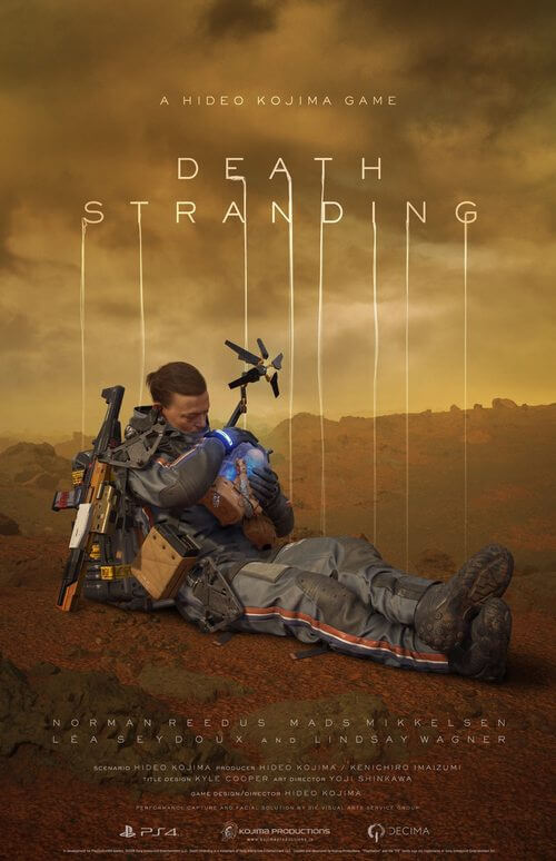what do we know about death stranding 7