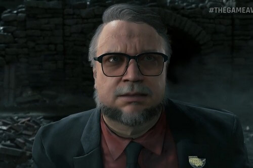 what do we know about death stranding guillermo del toro