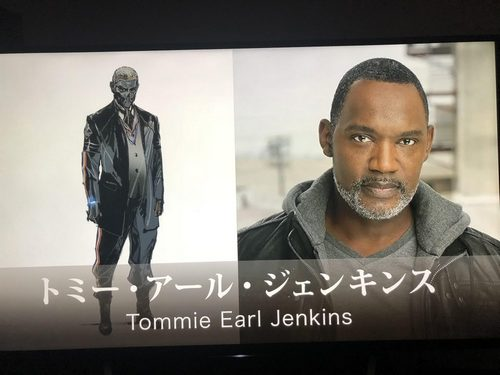what do we know about death stranding tommie earl jenkins