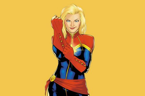 what we know about captain marvel 1