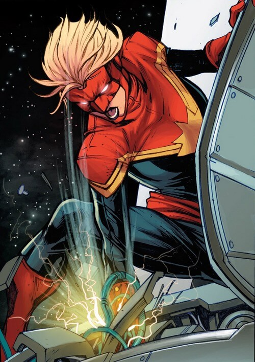 what we know about captain marvel 4