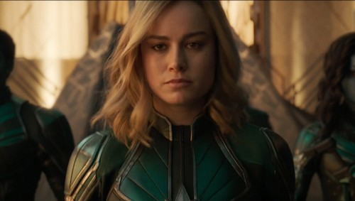what we know about captain marvel 8