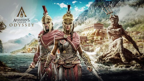 assassin's creed odyssey review 1