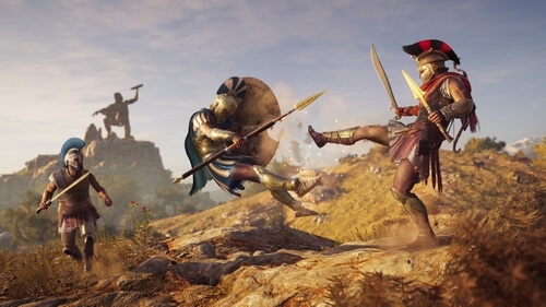 assassin's creed odyssey review 2