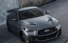 Meet the Black Knight of Japan: Infiniti Project Black S
