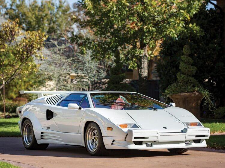 The History Of Legends Automobili Lamborghini History