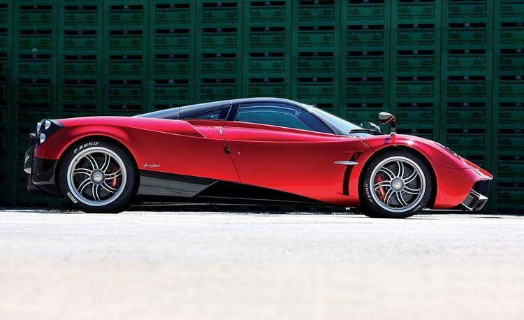 most expensive production cars 1
