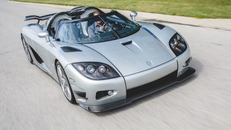most expensive production cars 18