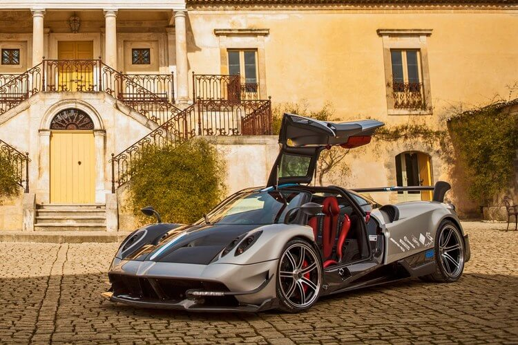 most expensive production cars 8