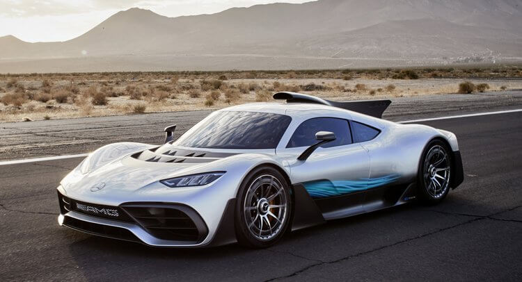 most expensive production cars 9