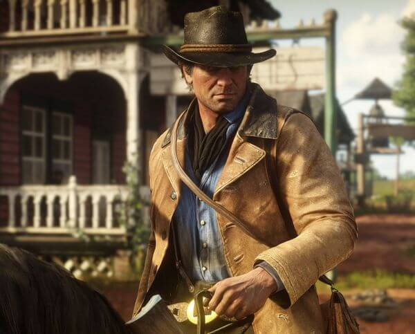 red dead redemption 2 review 1