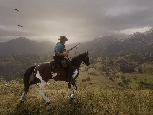 red dead redemption 2 review 2
