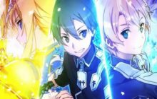 sword art online alicization first impression 0