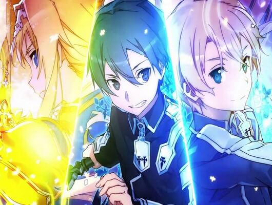25+ Sword Art Online Alicization Wallpaper Android PNG