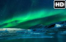 Aurora HD Wallpapers Winter New Tab Themes