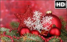 Christmas Decorations HD Wallpapers New Tab